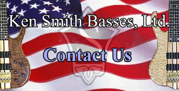 Contact Ken Smith Basses, Ltd.