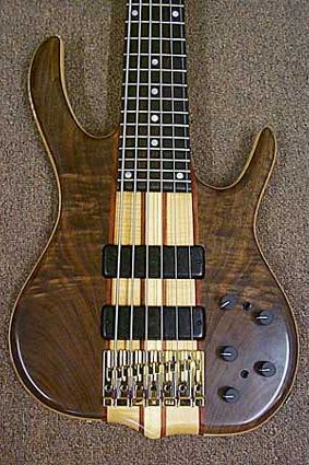 black tiger white tiger ken smith basses 7 String Bass bsr 6tn