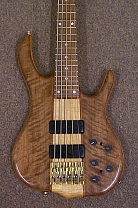 Custom Bolt On Ken Smith Basses